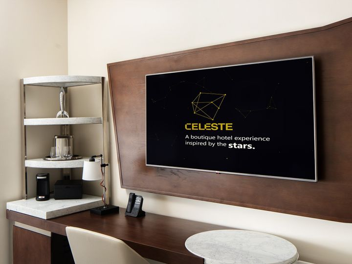 Tmx Celeste Hotel Deluxe King Media And Desk Vignette 51 1925773 158344373381003 Orlando, FL wedding venue