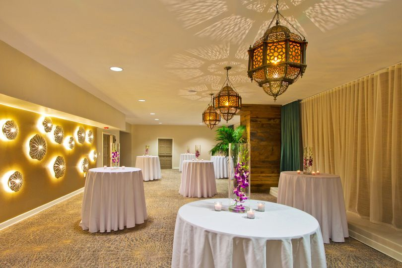 Commence your special event in our moroccan inspired pre function area, the perfect space for your...