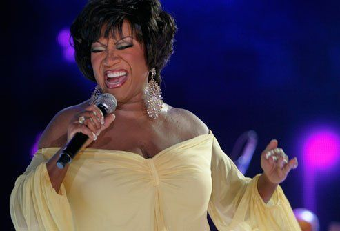 Britt had a supporting role in the stage play SOUL POSSESSED starring Patti LaBelle.