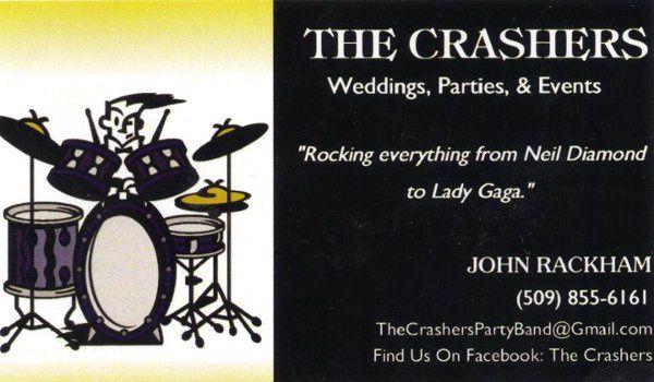 Tmx 1328528523581 Crashers Chelan wedding band