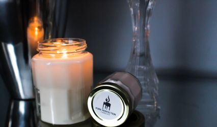 Pure candle 1