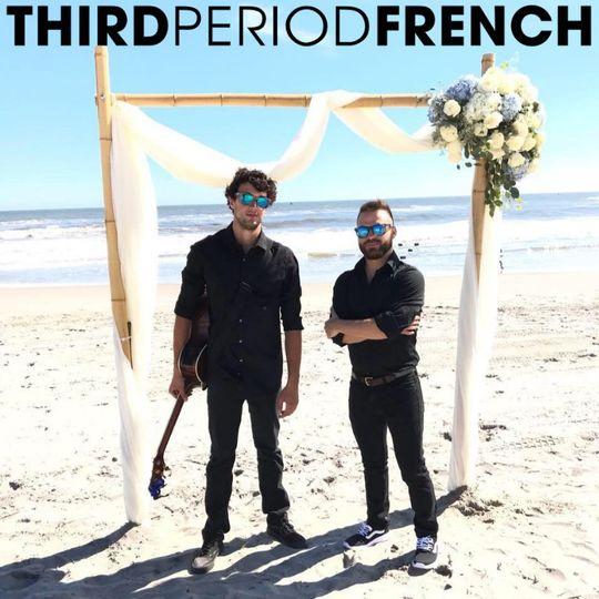 3PF at Flander's Hotel Wedding