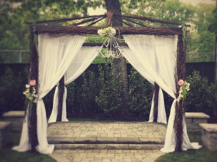 Tmx 1434389711194 New Ceremony Site Jackson, NJ wedding venue