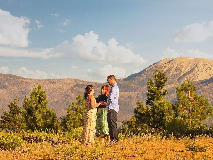 Tmx 029a Alan And Heidi Mountain Wedding Elopement Big Bear 51 1983873 159772223694935 Redlands, CA wedding officiant