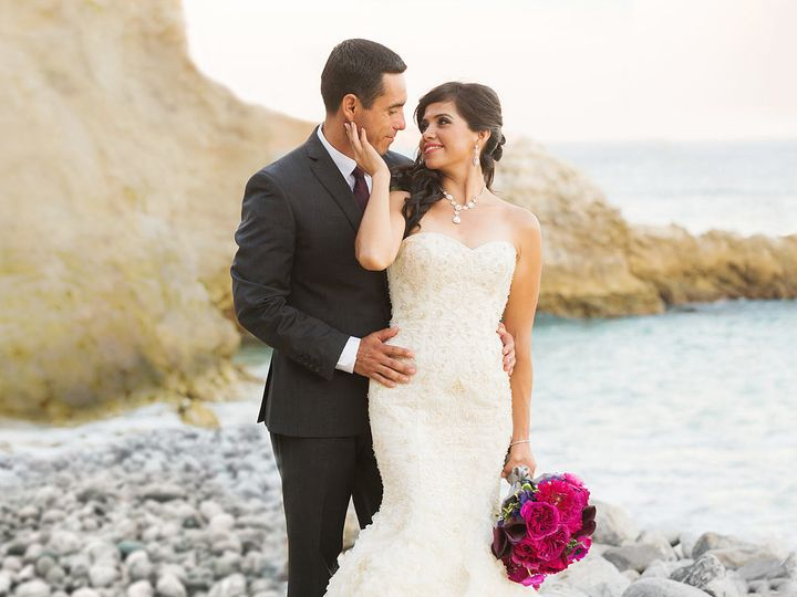 Tmx Alan And Heidi Hispanic Bride Groom Couple Beach 1736x906 51 1983873 159772230693017 Redlands, CA wedding officiant