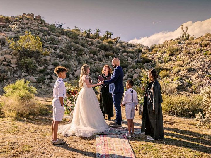 Tmx Alan And Heidi Joshua Tree Wedding Elopement 1736x906 51 1983873 159772215965929 Redlands, CA wedding officiant