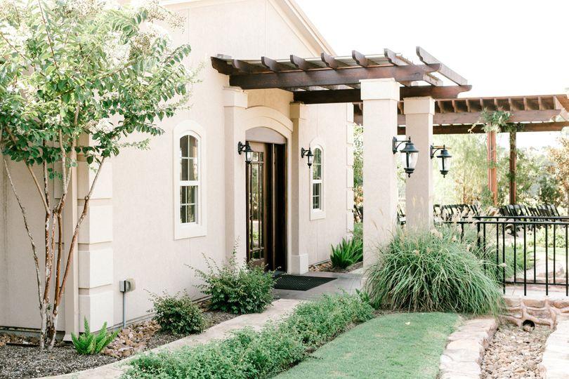 Soleil Room Entrance