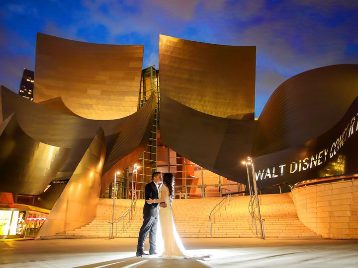 Tmx 1516318462 5f180c6bebb681e2 1516318460 1c590e4af5a2817a 1516318334119 3 Walt Disney Concer Torrance, CA wedding photography