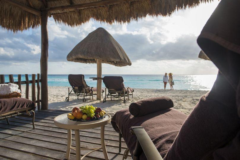 Beach Bali Bed