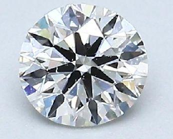 Roun Diamond 0.33Ct G VVS1