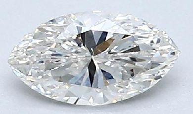 Marquise Diamond 0.29Ct G VS1