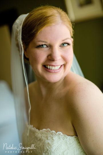 Collaboration with Lovewell Celebration Design. Doesn't this bride just glow. Her happiness was...