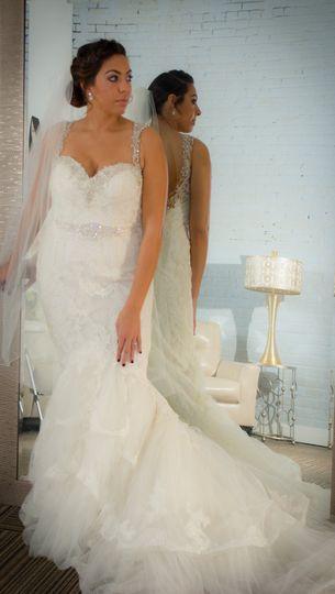 Stress free bride
