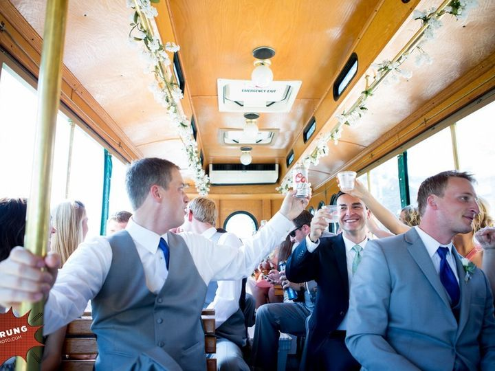 Tmx 1432742519090 Becky And Matt At Arrowhead Golf Wheaton By Victor Bensenville, Illinois wedding transportation