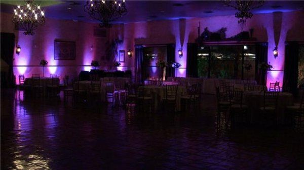 Ashley Manor with Uplighting
