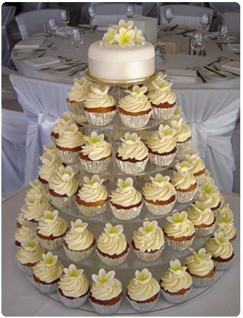 IvoryYellowCupcakeTower