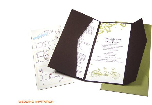 Tmx 1291483693078 Invite2 Denver wedding invitation