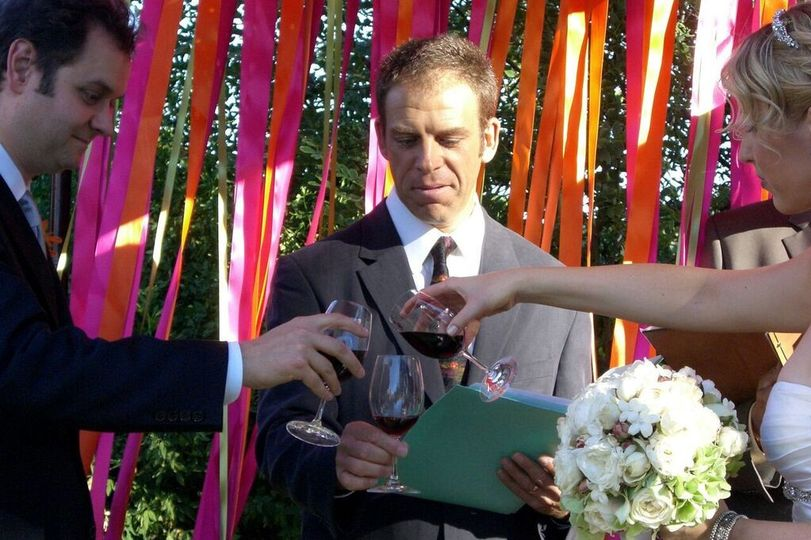 Wine ceremony