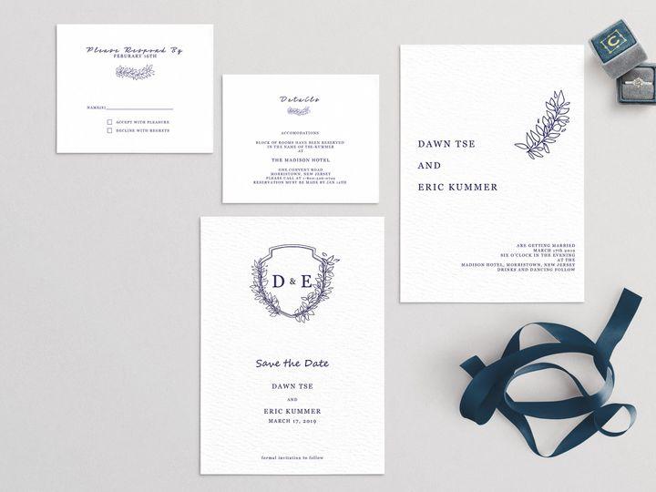 Tmx French Wedding Scene 51 1979873 159542148714626 Abingdon, MD wedding invitation