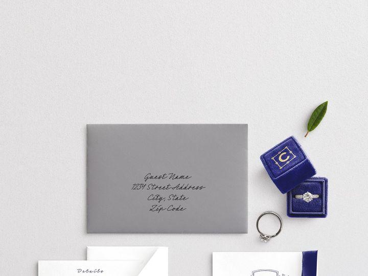 Tmx French Wedding Suite 51 1979873 159542150017789 Abingdon, MD wedding invitation