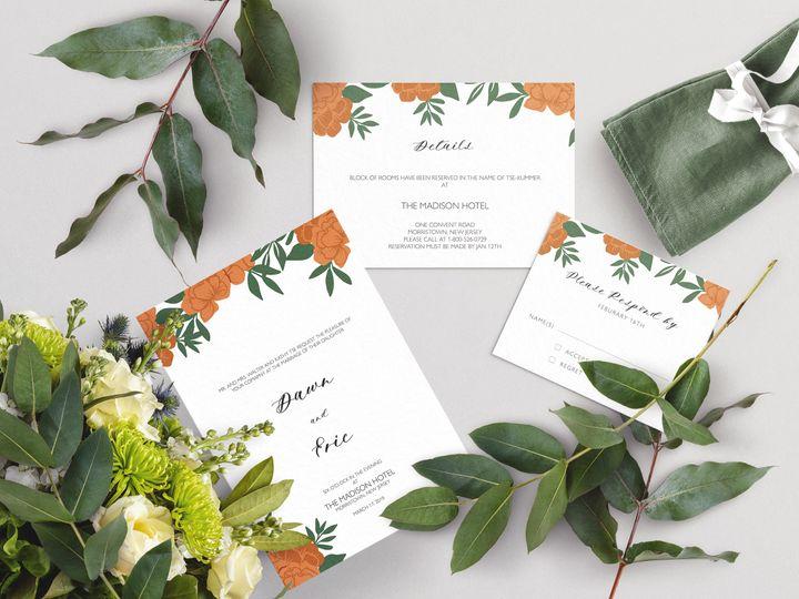 Tmx Mockup Wedding Scene 51 1979873 159596157163849 Abingdon, MD wedding invitation