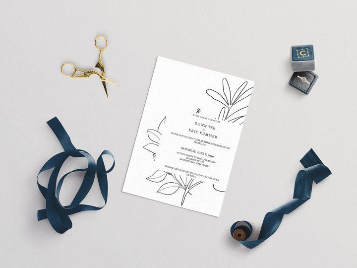 Tmx Modern Wedding Scene2 51 1979873 159542151369086 Abingdon, MD wedding invitation