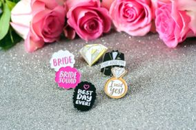 Big League Pins ~ Weddings