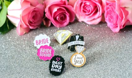 Big League Pins ~ Weddings