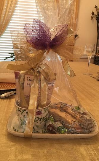 Mothers teacup gift