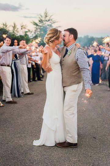 Milford Hills Wedding