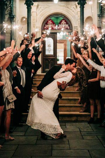 Mansion Hill Inn Wedding