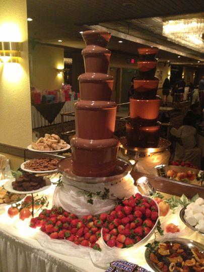 amor chocolate fountains 2