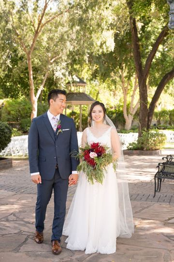 The Write House Wedding