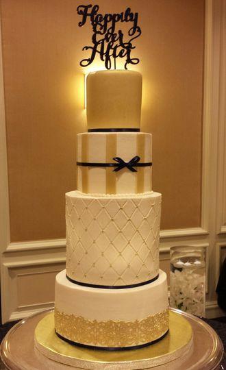 Cc S Sweet Sensations Wedding Cake Phoenix Az