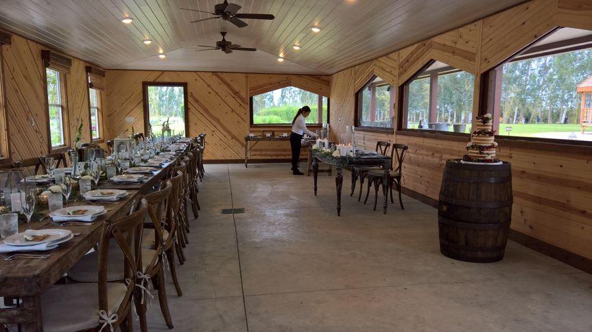 West Garden Pavilion-inside