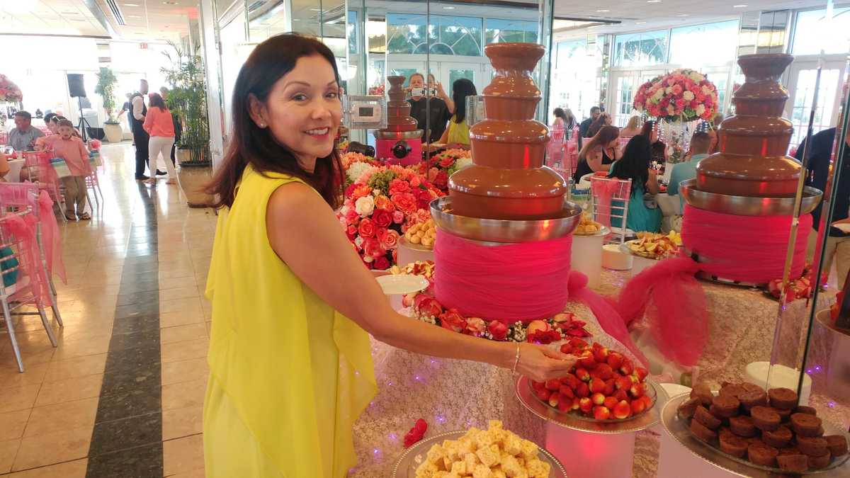 Chocolate Fountain Productions