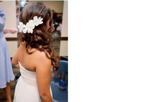 Wedding and commercial hair styling, on-set, industrial and production work styling and hair...