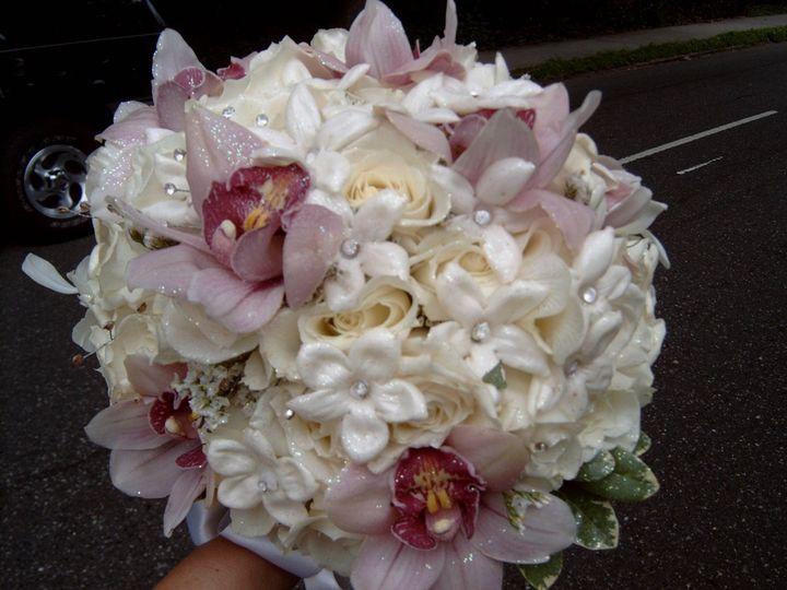 Tmx 1351024587674 Weborchidbouqet Staten Island wedding florist