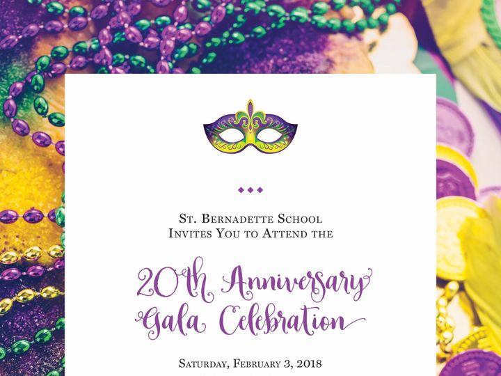 Tmx 2018stbgala Vert Final 51 1184973 1566154136 Marlborough, MA wedding invitation