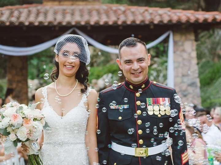 Tmx 1515472526 Aa53078d96b2f872 1515472525 42969f2efcfb8356 1515472526479 13 Military Love  Corona, CA wedding planner
