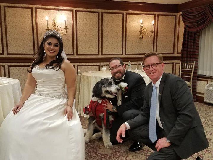 Tmx Ruff1 51 1035973 157806717536205 Cranford, NJ wedding officiant