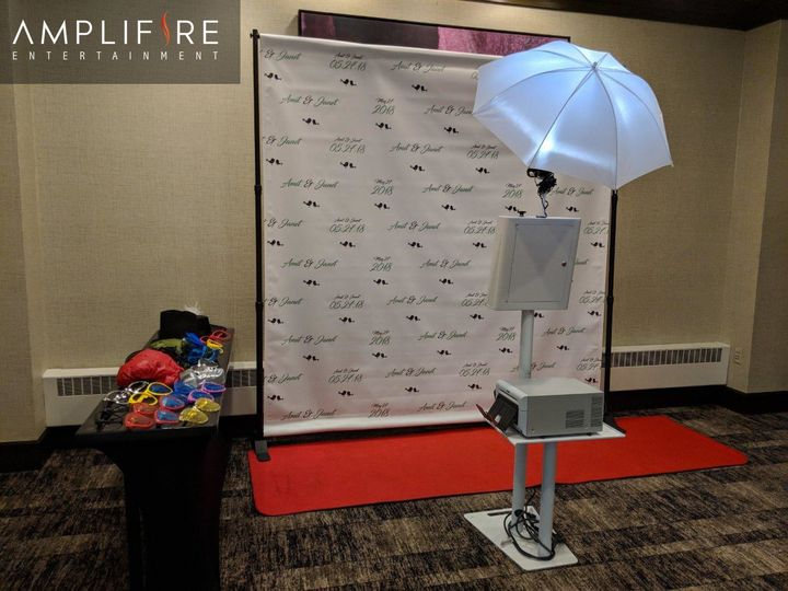 Photo BoothRed Carpet Step & Repeat Banner