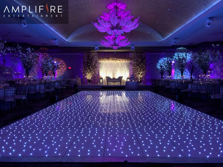 Starlight dance floor