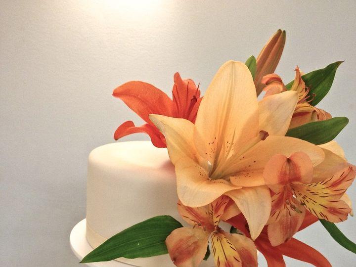 Tmx 1345577748404 IMG1069 Sewell, New Jersey wedding cake