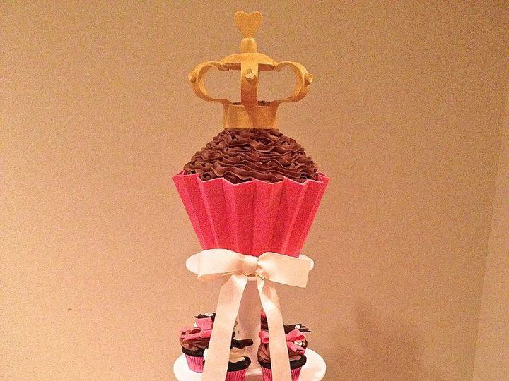 Tmx 1345577775343 IMG1097 Sewell, New Jersey wedding cake