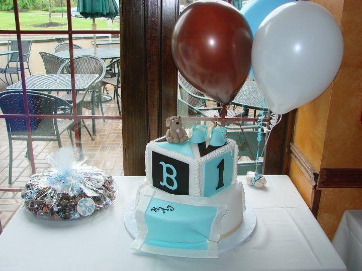 Tmx 1345577919053 IMG0981 Sewell, New Jersey wedding cake