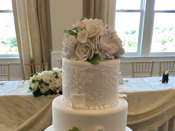 Tmx Fondant Wedding Cake 51 445973 V1 Sewell, New Jersey wedding cake