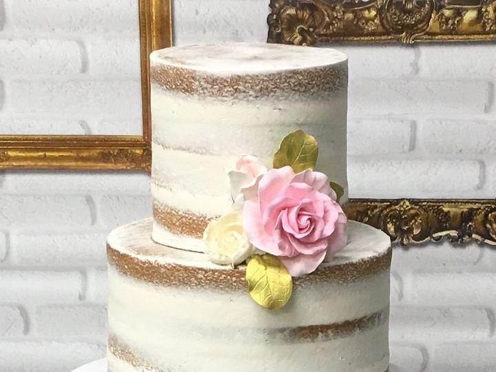 Tmx Naked Cake2 51 445973 V1 Sewell, New Jersey wedding cake