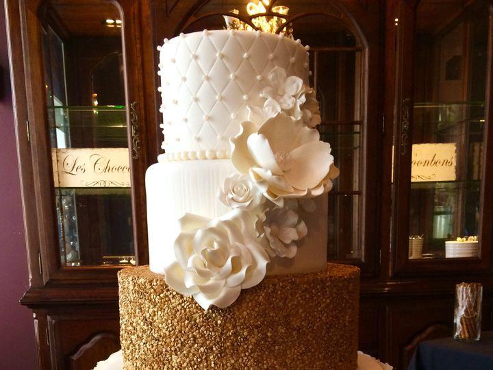 Tmx Sequin Wedding Cake 51 445973 V1 Sewell, New Jersey wedding cake