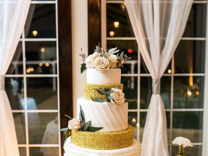 Tmx Wedding Cake3 51 445973 V1 Sewell, New Jersey wedding cake